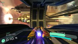test wipeout pulse PSP image (3)