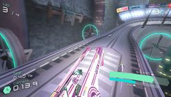 test wipeout pulse PSP image (5)