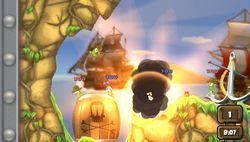 test worms open warfare 2 psp image (10)