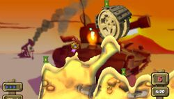 test worms open warfare 2 psp image (13)