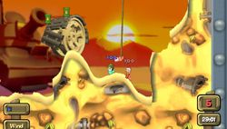 test worms open warfare 2 psp image (14)