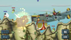 test worms open warfare 2 psp image (2)