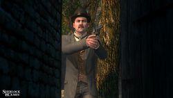 Les Testament de Sherlock Holmes (1)