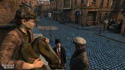 Les Testament de Sherlock Holmes (3)