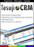 Tesuji CRM : un tout en un de la gestion commerciale !