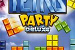 Tetris Party Deluxe Wii - jaquette