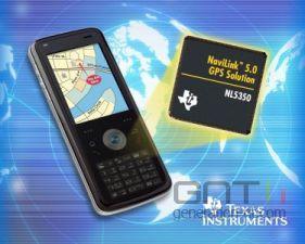 Texas instruments navilink 5 0 gps