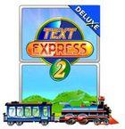 Text Express 2 Deluxe : écrire des mots à la vitesse d'une locomotive !