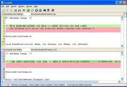 TextDiff screen2