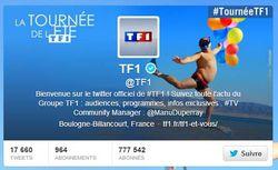 TF1 twitter