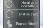 TGV&Moi ; widget SNCF