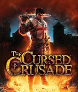 The Cursed Crusade - artwork