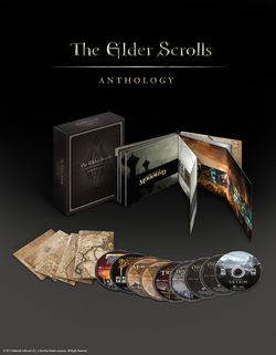 The Elder Scrolls Anthology - 1