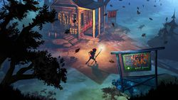 the Flame in the Flood - 2