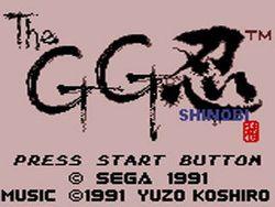 The GG Shinobi