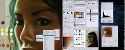 The GIMP screen1