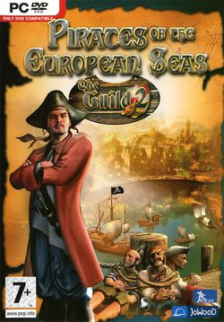 The guild 2 pirates of the european seas