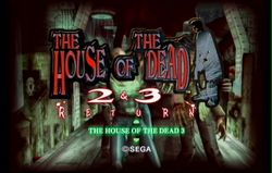 The House of the dead 2&3 Return (1)