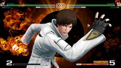 The King of Fighters XIV - comparatif 1.