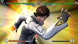 The King of Fighters XIV - comparatif 2.