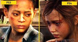 The Last of Us - comparatif PS3 vs PS4