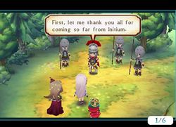 The Legend of Legacy - 1