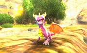 The Legend of Spyro Dawn of the Dragon 3