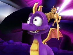 The Legend of Spyro : The Eternal Night   24