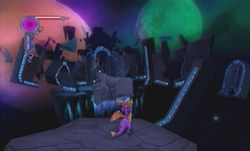The Legend of Spyro : The Eternal Night   4
