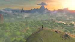 The Legend of Zelda - Breath of the Wild - 1
