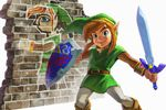 The Legend of Zelda : A Link Between Worlds - vignette