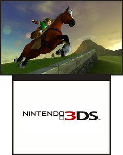 The Legend of Zelda : Ocarina of Time 3D - 7