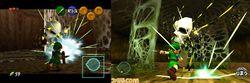 The Legend of Zelda Ocarina of Time - 3DS vs. N64 (2)