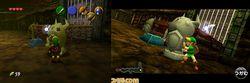 The Legend of Zelda Ocarina of Time - 3DS vs. N64 (5)