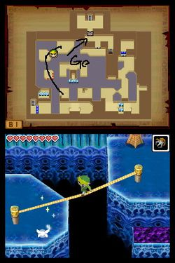 The Legend of Zelda : Phantom Hourglass   Image 8