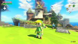 The Legend of Zelda : Wind Waker HD - 1