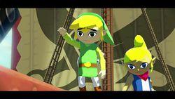 The Legend of Zelda : Wind Waker HD - 8