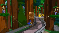 The simpsons game 5