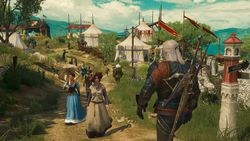 The Witcher 3 Blood and Wine - 1
