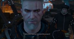 The Witcher 3 Hearts of Stone - percepteur taxes