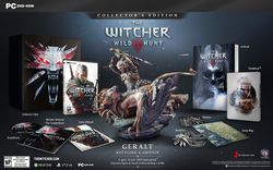 The Witcher 3 Wild Hunt - collector