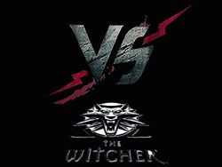 The Witcher : Versus - logo