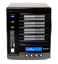 Thecus NAS N4100 Pro