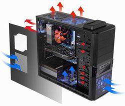 Thermaltake V3 BlacX Edition - 2
