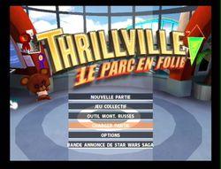 Thrillville le parc en folie Wii (1)