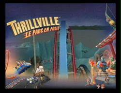 Thrillville le parc en folie Wii