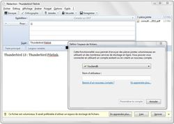 Thunderbird-Filelink