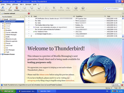 Thunderbird screen1