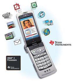 TI OMAP 3 mobile