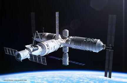 Tiangong-3